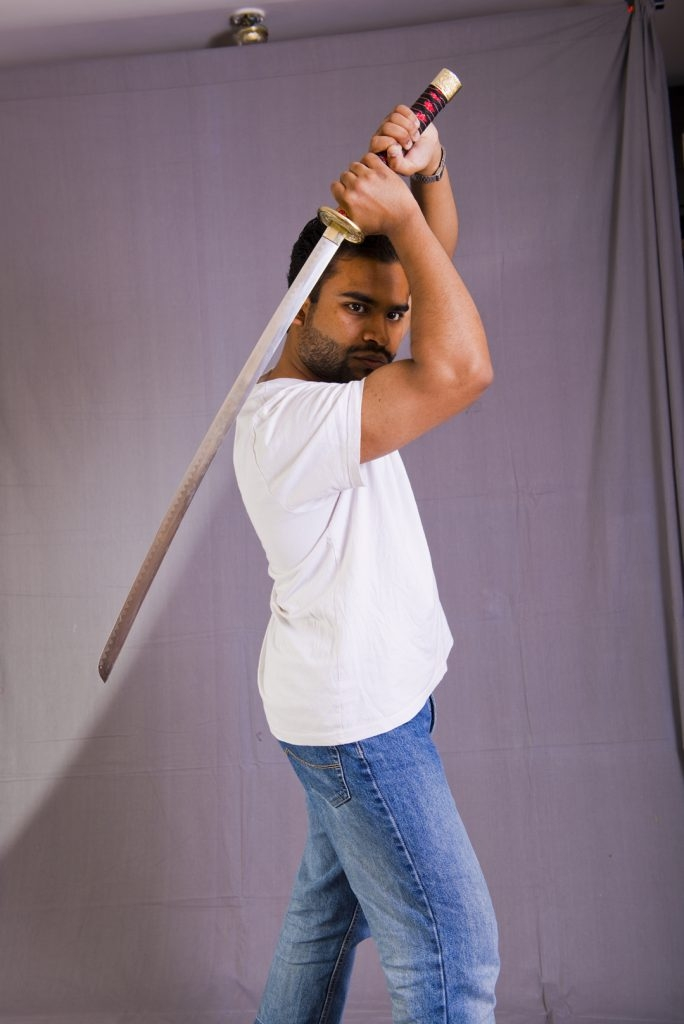 Lukman Chowdhury sword